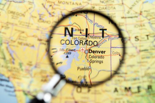 Colorado Magnifying Glass