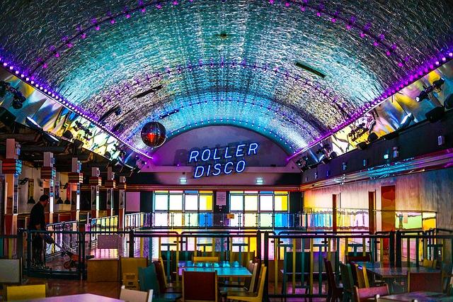 1980's Roller Disco