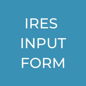 Ires Input Form